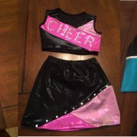 cheer uniform cheerleading